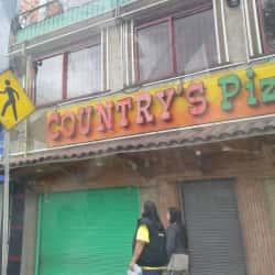 Country's Pizza en Bogotá