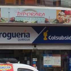 Droguería Colsubsidio Quirigua en Bogotá