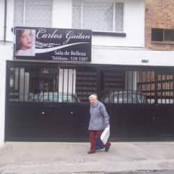Peluquería Carlos Gaitán en Bogotá
