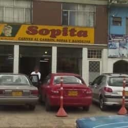 Sopita en Bogotá