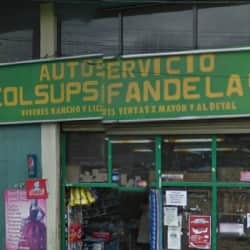 Autoservicio Colsupsifan de la 49 en Bogotá