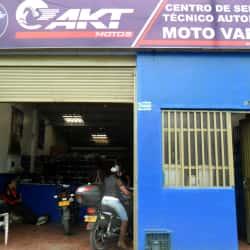AKT Motos Centro e Servicio Técnico Autorizado en Bogotá