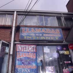 Llamadas Internet Transversal 94 con 82A en Bogotá