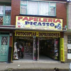 Picasso en Bogotá