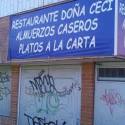 Restaurante Doña Ceci en Bogotá
