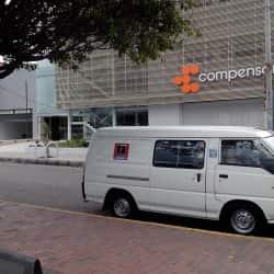 Compensar Calle 134 en Bogotá