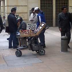 Minutos Calle 12C en Bogotá