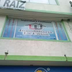 Inmobiliaria La Unión en Bogotá