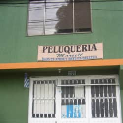 Peluquería Marcell Carrera 103C en Bogotá
