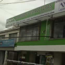 Aluminios & Estructuras De Colombia S.A.S. en Bogotá