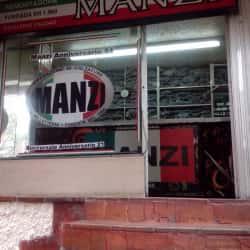 Remontadora Manzi Olimpíca  en Bogotá