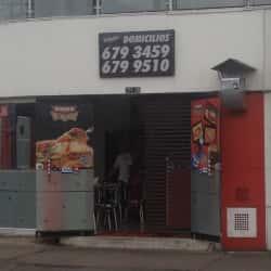 Evans Pizza en Bogotá