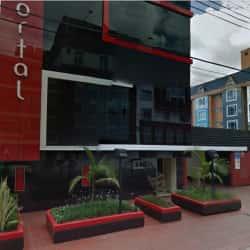 Motel El Portal en Bogotá