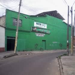 Fútbol 5 La Valvanera en Bogotá
