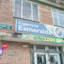 Cigarrería Esmeralda en Bogotá