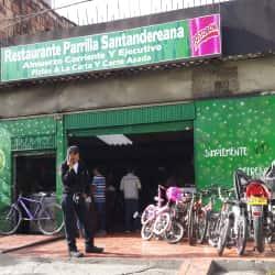 Restaurante Parilla Santandereana en Bogotá