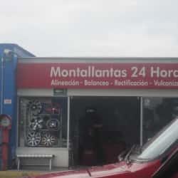 Montañantas 24 Horas en Bogotá