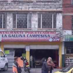 Restaurante Piqueteadero La Gallina Campesina en Bogotá