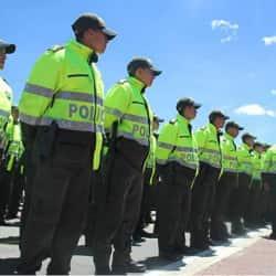 Estación de Policía Usme en Bogotá