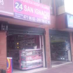 Droguería Hospitalaria San Ignacio Carrera 13 con Calle 66 en Bogotá