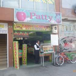 Frutería y Cevichería Patty en Bogotá