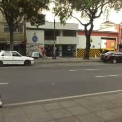 Banco de Occidente Porciúncula en Bogotá