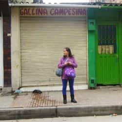 Gallina Campesina en Bogotá