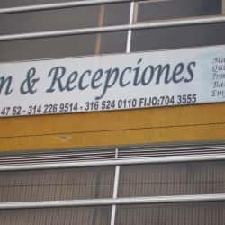 Catering Depot en Bogotá