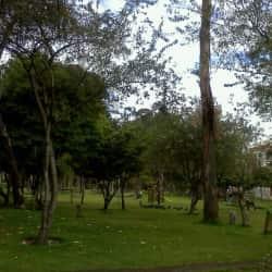 Parque de Cedro Golf en Bogotá