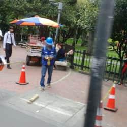 Puesto Ambulante Carrera 11 con 88 en Bogotá