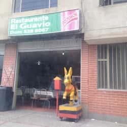 Restaurante el Guavio en Bogotá