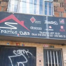Spazios D&A en Bogotá