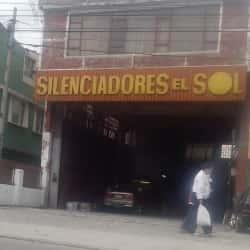 Silenciadores El Sol en Bogotá