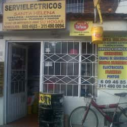 Servieléctricos Santa Helena en Bogotá