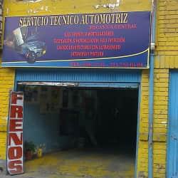 Servicio Técnico Automotriz Carrera 28A en Bogotá