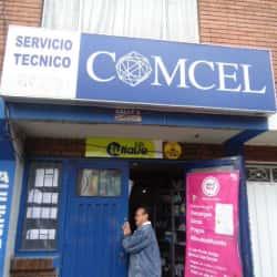 Servicio Técnico Comcel en Bogotá
