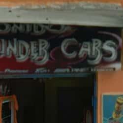 Sonido Thunder Cars en Bogotá