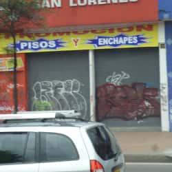 Cerámicas San Lorenzo Carrera 14 con 45C en Bogotá