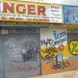 Singer Reparación y Venta de Maquinas de Coser en Bogotá