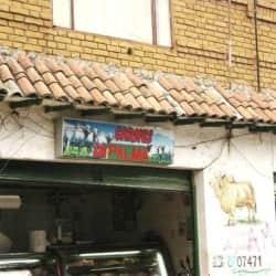 Carnes la Palma en Bogotá