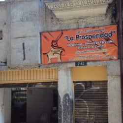 Café restaurante la prosperidad en Bogotá