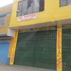 Taberna Gustarumba en Bogotá