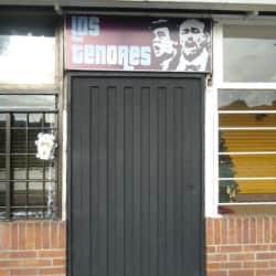 Los Tenores en Bogotá