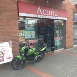 Droguerías Acuña Salitre en Bogotá