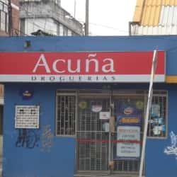 Droguerías Acuña Ciudad Montes en Bogotá