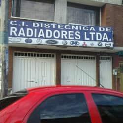 C.I Distecnica de radiadores Ltda en Bogotá