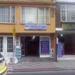 Intercopias en Bogotá