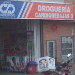 Droguería Cardiorebajas 3 en Bogotá