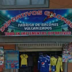 Deportivos Colombia en Bogotá