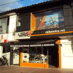 Ciclo Motor.net en Bogotá